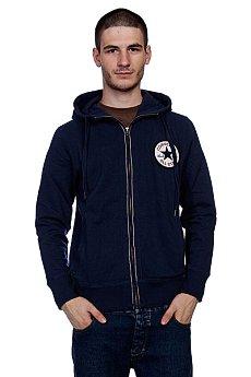 Толстовка Converse Zip Hoodie Logo Navy