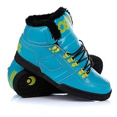 Кеды утепленные Osiris Nyc 83 Shr Teal/Lime/Black