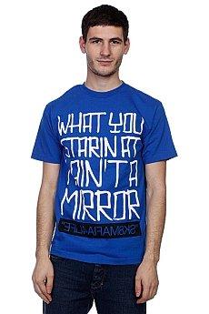 Футболка Sk8Mafia Mirror Blue