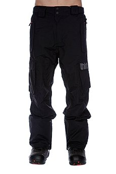 Штаны сноубордические Thirty Two Blahzay Pant Black