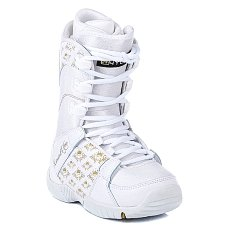 Детские ботинки для сноуборда Limited4You Thirteen Girls White
