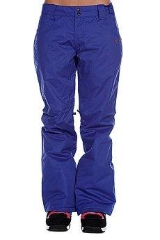Штаны сноубордические женские Oakley Fit Insulated Pants Freedom Blue
