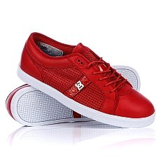Кеды низкие DC Dress Sneaker Shoe Red