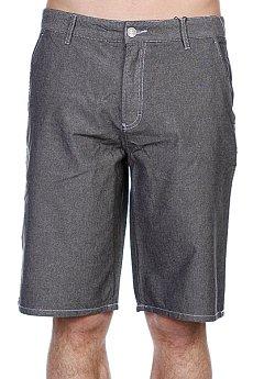 Классические мужские шорты Etnies Griddy Short Black