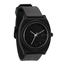 Часы Nixon The Time Teller P Matte Black