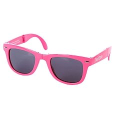 Очки True Spin Folding Sunglasses Pink