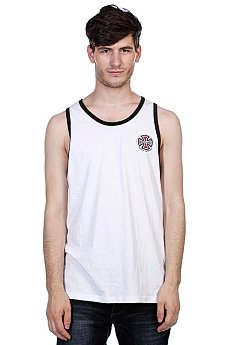 Майка Independent Truck Co. Tank Top White/Black