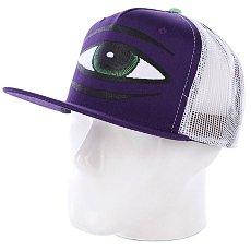 Бейсболка Toy Machine Sect Eye Purple