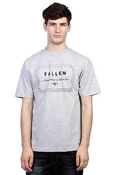Футболка Fallen Verte Heat Grey/Black