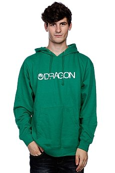 Толстовка Dragon Trademark Hood F12 Kelly Green