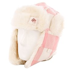 Ушанка женская Animal Womens Jasper Cap|pink