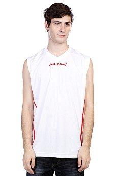 Футболка K1X Hardwood League Uniform Jersey White/True Red