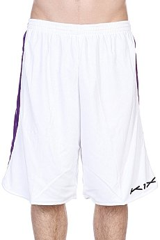Шорты K1X Hardwood Intimidator Shorts White/Purple