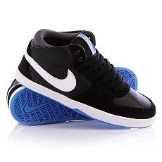 Кеды высокие Nike Mavrk Mid 3 Black/White/Navy