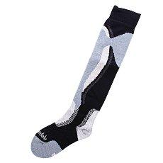 Носки сноубордические Bridgedale Midweight Control Fit Black/Stone