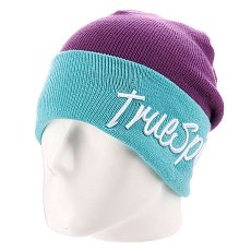Шапка True Spin Stay True 2 Tone Purple/Blue