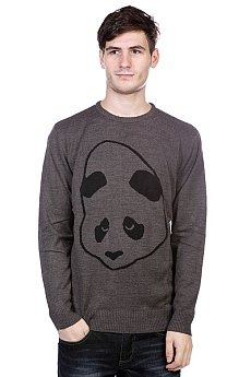 Свитер Enjoi Good Head Sweater Charcoal/Heather
