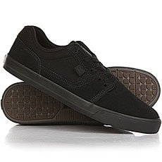 Кеды DC s Tonik Shoe Black/Black