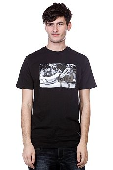Футболка Etnies Guilty As Charged S/S Tee Black