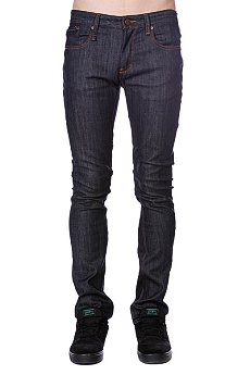 Джинсы прямые Altamont Alameda Staple Indigo Raw