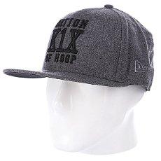 Бейсболка New Era K1X Noh Wool NewEra Grey