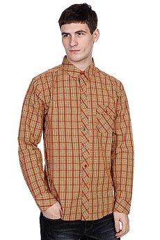 Рубашка в клетку Enjoi Plaid Out Spectrum