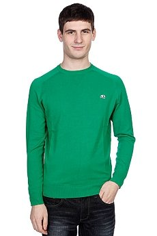 Толстовка свитшот Enjoi Panda Patch Sweater Green