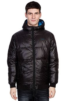 Куртка зимняя Globe Stow Down Puffer Jacket Black