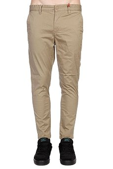 Штаны прямые Globe Goodstock Drop Crotch Chino Stone