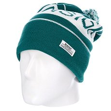 Шапка с помпоном Insight Team Us Beanie Astro Turf Green