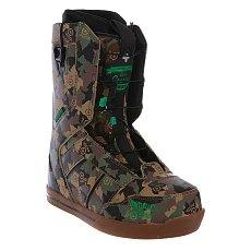 Ботинки для сноуборда Thirty Two 86 Ft Grenier 32 X Lrg 13 Camo