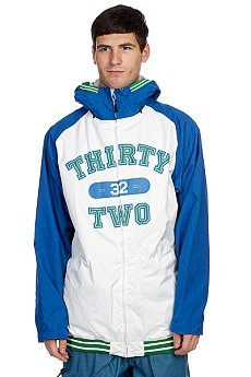Куртка Thirty Two Sesh Jacket Royal