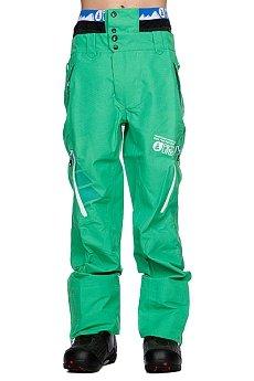 Штаны сноубордические Picture Organic Welcome Pant Green