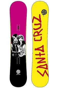 Сноуборд Santa Cruz Love Is Scarry Pink 150