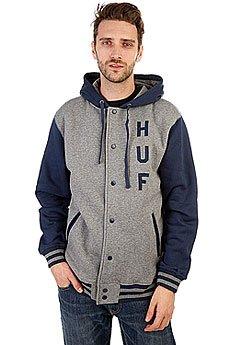 Бомбер Huf Campus Snap Front True Premium Hoodie