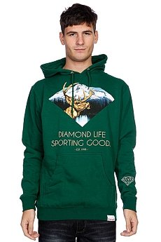 Кенгуру Diamond Sporting Goods Hoodie Green