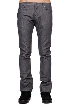 Джинсы прямые Diamond Skate Life Stretch Denim Grey