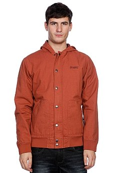 Бомбер Altamont Sweep Jacket Rust