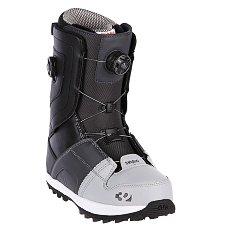 Ботинки для сноуборда Thirty Two Binary Boa Ano Grey/Black
