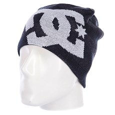Шапка DC Big Star Beanie DC Navy Stripe