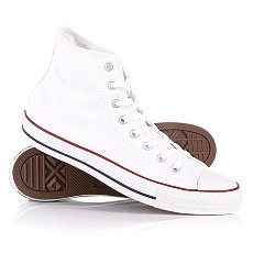 Кеды высокие Converse All Star High Optic White