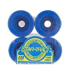 Колеса для лонгборда Kryptonics Star Trac Premium Blue 82A 70mm