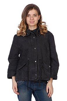 Куртка женская Converse Wide Short Jacket Black