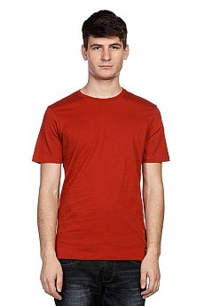 Футболка Element Basic Crew Ss F Barn Red