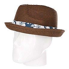 Шляпа Rip Curl Aloha Fedora Brown