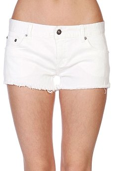 Шорты джинсовые женские Rip Curl Mini Short Frayed Frenzy White