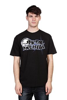 Футболка Metal Mulisha Colab-Mens Black