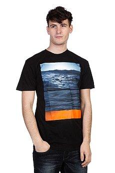 Футболка Altamont Flipped Seascape Black