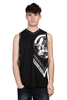 Майка Metal Mulisha Gearbox Jersey Black