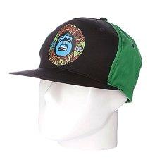 Бейсболка Santa Cruz Speed Cruz Adjustable Green/Black